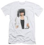 NCIS - Abby Skulls (slim fit) T-Shirt