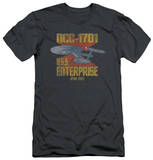 Star Trek - NCC1701 (slim fit) T-shirts