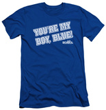 Old School - My Boy Blue (slim fit) Shirts