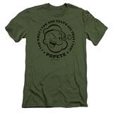 Popeye - I Yam (slim fit) T-shirts