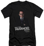Person Of Interest - Paranoid (slim fit) T-Shirt