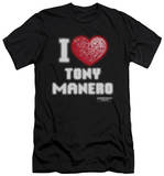 Saturday Night Fever - I Heart Tony (slim fit) Shirts