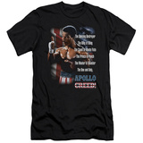 Rocky II - The One And Only (slim fit) T-Shirt
