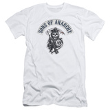 Sons Of Anarchy - Bloody Sickle (slim fit) T-shirts