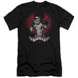 Popeye - Undefeated (slim fit) T-Shirt