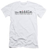 The Middle - Logo (slim fit) T-shirts