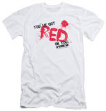 Shaun Of The Dead - Red On You (slim fit) Shirts