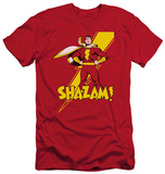 Shazam - Shazam! (slim fit) T-shirts