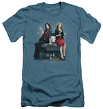 Rizzoli & Isles - Sitting Around (slim fit) T-shirts