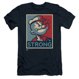 Popeye - Strong (slim fit) Shirts