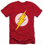 The Flash - Rough Flash (slim fit) Shirt