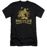 Popeye - Popeyes Gym (slim fit) T-shirts
