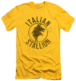 Rocky - Italian Stallion Horse (slim fit) T-shirts