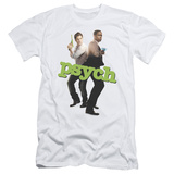 Psych - Hands Up (slim fit) T-shirts