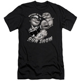 Popeye - Gun Show (slim fit) T-shirts