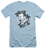 The Three Stooges - Drunk (slim fit) Shirts