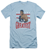 Muhammad Ali - Greatest (slim fit) Shirt