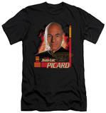 Star Trek - Captain Picard (slim fit) Shirts