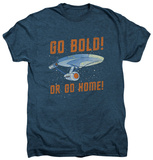 Star Trek - Go Bold (premium) T-Shirt