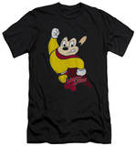 Mighty Mouse - Classic Hero (slim fit) T-shirts