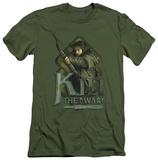The Hobbit - Kili (slim fit) Shirt