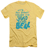 Saved By The Bell - Saved (slim fit) T-shirts