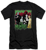 The Munsters - Normal Family (slim fit) T-shirts