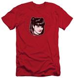 NCIS - Abby Heart (slim fit) T-Shirt