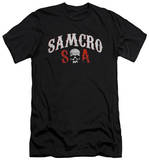 Sons Of Anarchy - Samcro Forever (slim fit) T-shirts