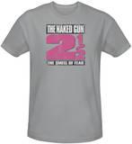 Naked Gun 2-1/2 - Logo (slim fit) T-shirts