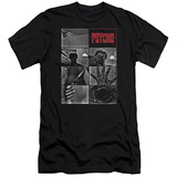Psycho - Shower Scene (slim fit) T-Shirt