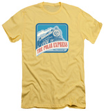 Polar Express - All Aboard (slim fit) T-shirts