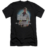 The Six Million Dollar Man - Technology (slim fit) T-Shirt