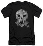 Slap Shot - Goalie Mask (slim fit) T-shirts