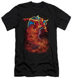 Red Tornado - Tornado Cloud (slim fit) T-shirts