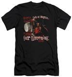 NCIS - Thanks For Listening (slim fit) T-Shirt