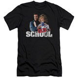 Old School - Frank And Friend (slim fit) T-shirts