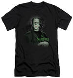 The Munsters - Man Of The House (slim fit) T-Shirt