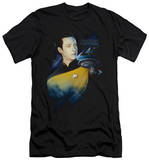 Star Trek - Data 25th (slim fit) T-shirts