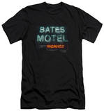 Psycho - Bates Motel Distressed (slim fit) T-shirts