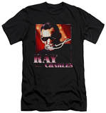 Ray Charles - Sing It (slim fit) Shirts