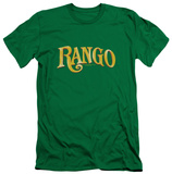 Rango - Logo (slim fit) T-shirts