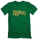 Rango - Logo (slim fit) Shirt