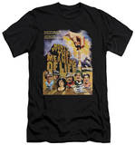 Monty Python - Meaning Of Life (slim fit) T-shirts