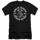 Sons Of Anarchy - Redwood Originals (slim fit) Shirt