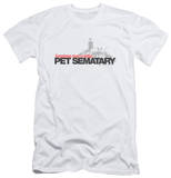 Pet Sematary - Logo (slim fit) Shirt