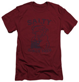 Popeye - Salty Dog (slim fit) T-shirts