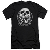 Sons Of Anarchy - SOA Club (slim fit) Shirts