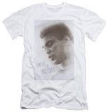 Muhammad Ali - Sweat Of Victory (slim fit) T-shirts