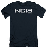 NCIS - Logo (slim fit) T-shirts